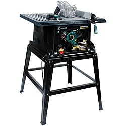 WEN Apex 10-inch Table Saw with Stand