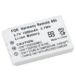 INSTEN Rechargeable Battery for Logitech Harmony 720/ 880/ 885