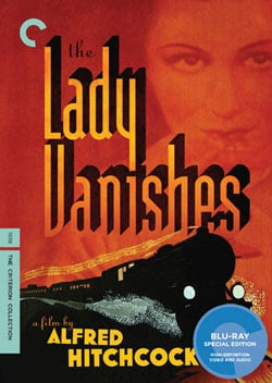 The Lady Vanishes - Criterion Collection (Blu-ray) 8412497