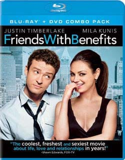 Friends with Benefits (Combo) (Blu-ray/DVD) 8420597
