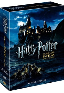 Harry Potter: The Complete Collection Years 1-7 (DVD) 8420600