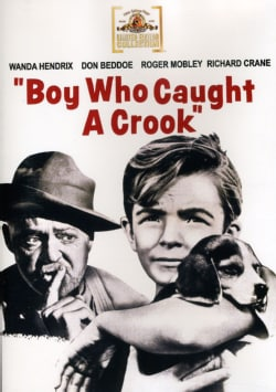 Boy Who Caught A Crook (DVD) 8420610