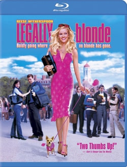 Legally Blonde (Blu-ray Disc) 8421086