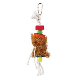 Prevue Pet Products Tropical Teasers Knotts Bird Toy 62068