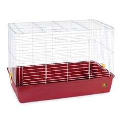 Prevue Animal Tubby Small Red Pet Cage