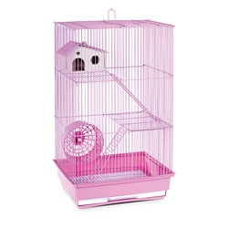 Prevue Pet Products Lilac SP2030L Three Story Hamster/ Gerbil Cage