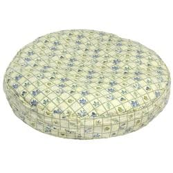 Scooter Deluxe Extra-Small Round Cotton Dog Bed