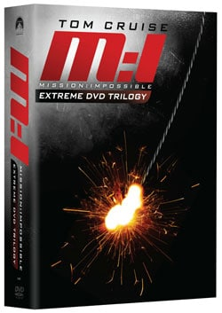 Mission: Impossible Gift Set Collection (DVD) 8436539