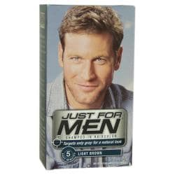Just For Men Shampoo-In Hair Color Light Brown #25 Shampoo