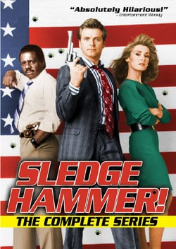 Sledge Hammer!: The Complete Series (DVD) 8458920