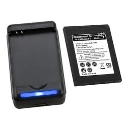 INSTEN Battery/ Battery Charger for Samsung Galaxy S II i9100