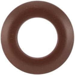Brown 40-mm Grommets (Pack of 8)