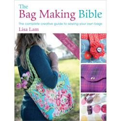 David & Charles Books 'The Bag Making Bible' Craft Book