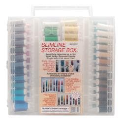 Sulky Quilter's Slimline Dream Assortment Threads