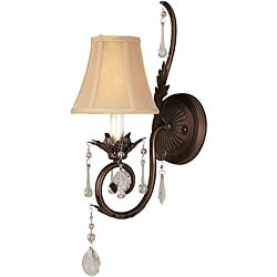 World Imports Berkeley Square Single Light Wall Sconce