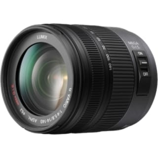 Panasonic H-VS014140 14 mm - 140 mm f/4 - 5.8 Zoom Lens for Micro Fou