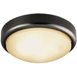 World Imports Beyond Modern 2-light Flushmount