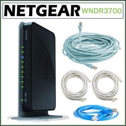 Netgear WNDR3700 N600 Wireless Dual Band Gigabit Router
