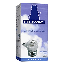 Feliway Behavior Modifier with 48-ml Vial Diffuser