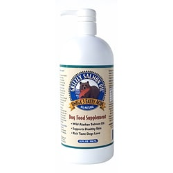 Grizzly 32-ounces Salmon Oil