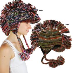 Unisex Mohawk Hat With Visor (Nepal)