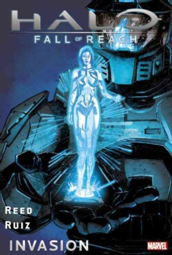 Halo Fall of Reach: Invasion (Hardcover) 8480473