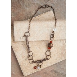 Classic Vintage 'Gypsy Branch' Necklace