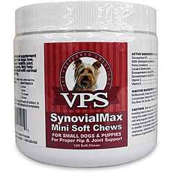 Synovial Max Soft Chew Minis (120 count)