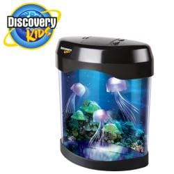 Discovery Kids Multi-colored LED Animated Jellyfish Lamp