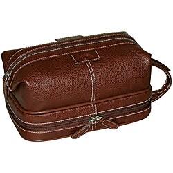 Buxton Country Saddle Travel Kit with Bonus Items