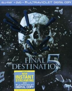 Final Destination 5 (Blu-ray/DVD) 8505487