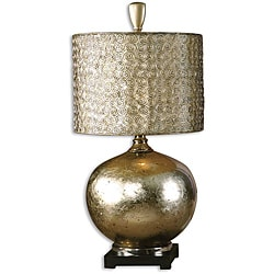 Uttermost Julian Glass Table Lamp