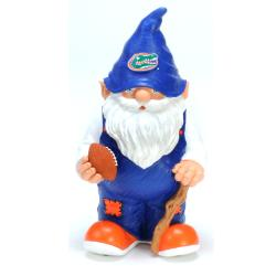 Forever Collectibles NCAA Florida Gators 11-inch Garden Gnome 8511534
