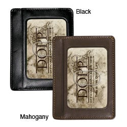 Dopp Men's Regatta Front Pocket Getaway Credit Card Holder