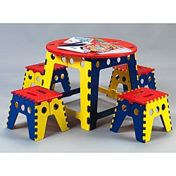 Legacy Young Artist's Folding Artist Table Set