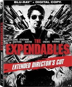 The Expendables (Extended Version) (Blu-ray Disc) 8519334