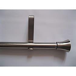 Modern Extendable Metal Curtain Rod (48 - 86)