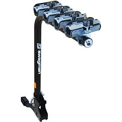 Swagman XP Fold Down 4-bike Hitch Mount Bike Carrier (1 1/4-inch and 2-inch Hitch)