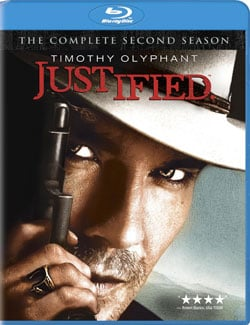 Justified: Season Two (Blu-ray Disc) 8531028