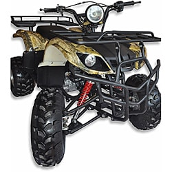 Trailrover Camo 250cc Manual Transmission ATV