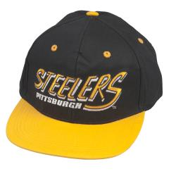 Pittsburg Steelers Retro NFL Snapback Hat