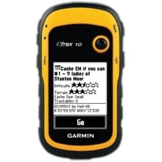 Garmin eTrex 10 Handheld GPS Navigator
