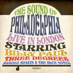 SOUND OF PHILADELPHIA (LIVE IN LONDON) - SOUND OF PHILADELPHIA (LIVE IN LONDON) 8537504