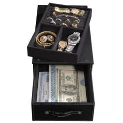 Stack-on Security Safe 12-inch Jewelry Case