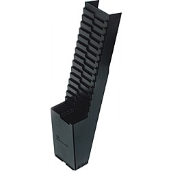 2-Link Technology Expandable Time Card Rack