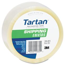 109 Yards of Tartan General-purpose Clear Acrylic Packing Tape
