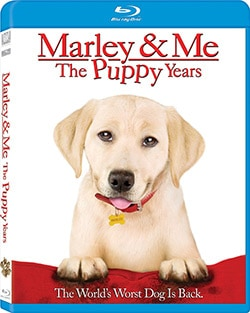 Marley & Me: The Puppy Years (Blu-ray Disc) 8543483