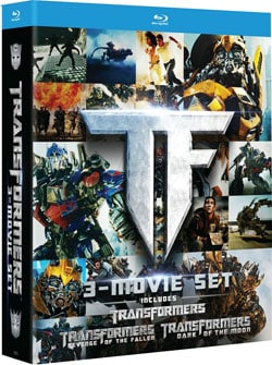 Transformers Trilogy Gift Set (Blu-ray Disc) 8543510