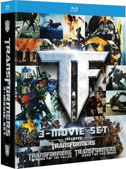 Transformers Trilogy Gift Set (Blu-ray Disc) 8543510