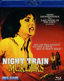 Night Train Murders (Blu-ray Disc) 8544446